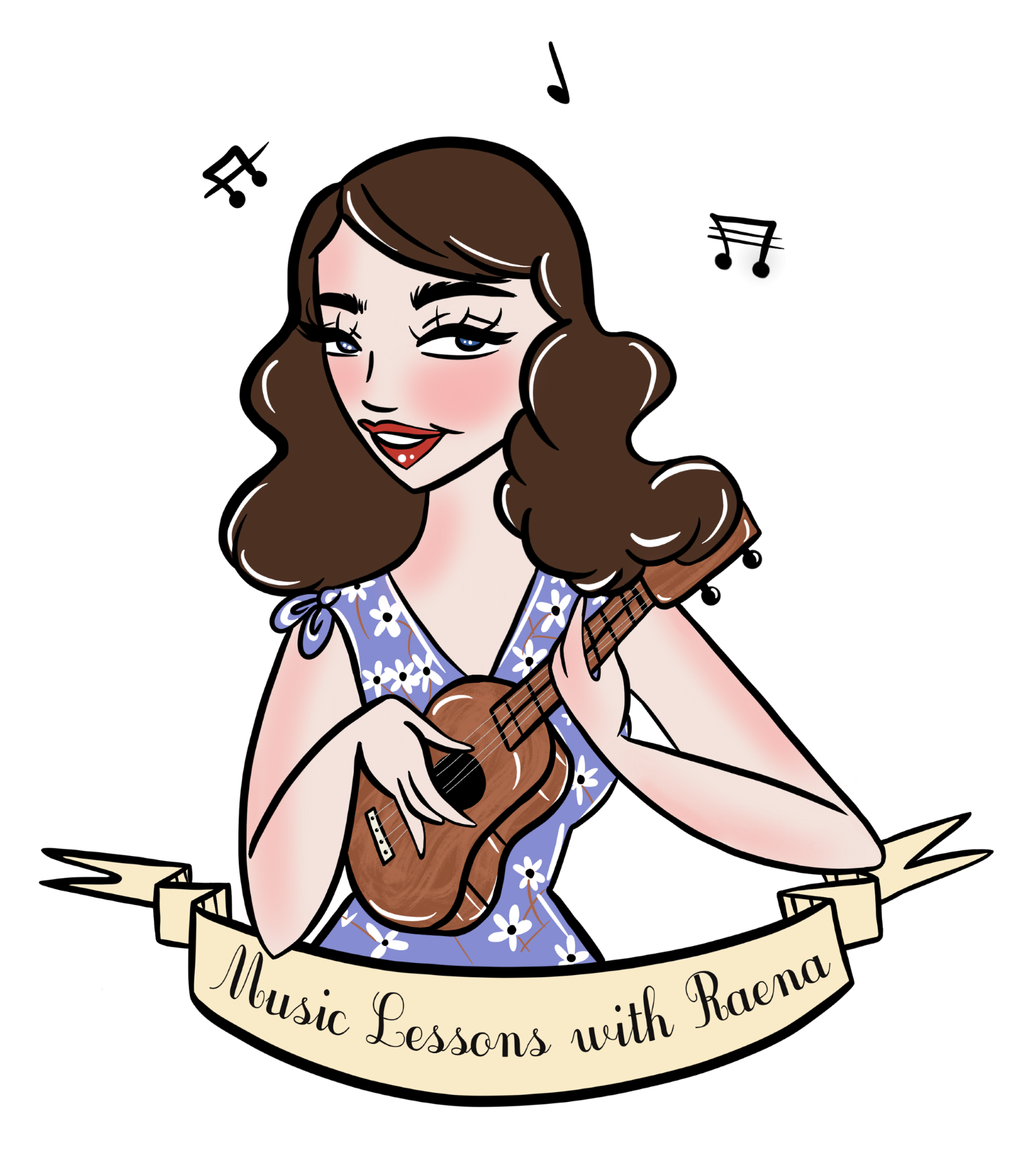 Music Lessons With Raena Web